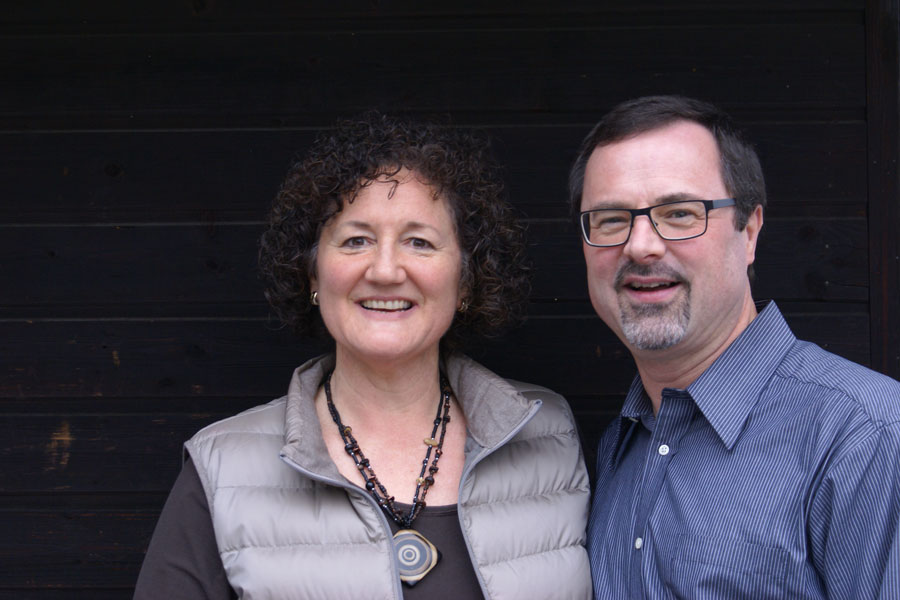 Heinz & Debbie - Ansprechpartner Kleingruppe Benningen