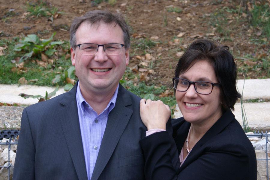 Thomas & Heidi - Ansprechpartner Kleingruppe Auenstein / Lauffen N.